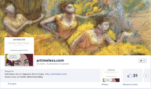 Artimeless / Page Facebook
